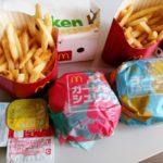 リングフィットで筋トレダイエット中の食生活8月10日の週