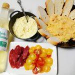 のんびり筋トレダイエット中の食生活8月17日の週