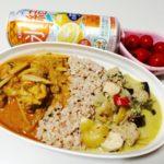 のんびり筋トレダイエット中の食生活8月31日の週