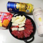 のんびり筋トレダイエット中の食生活9月7日の週