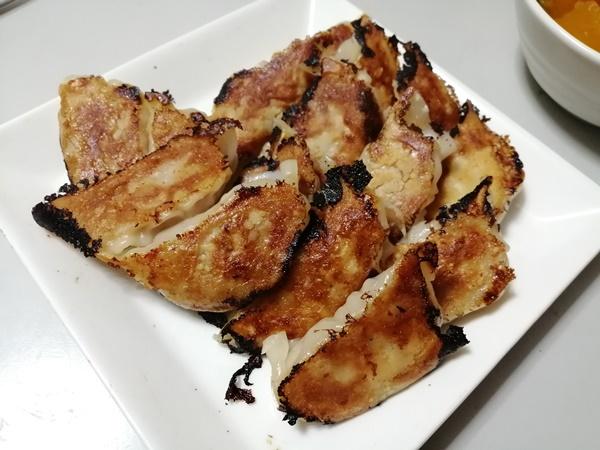 【ダイエット】もやしでかさ増し!簡単キムチ餃子