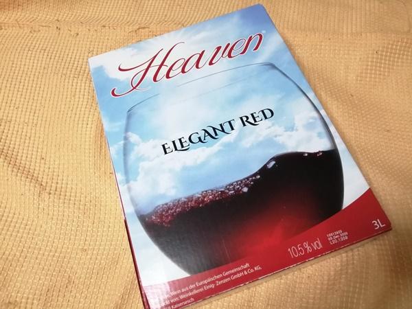 コスパ良すぎで飲みすぎ注意!保存も出来る3リットルの箱ワイン