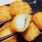 業スーおすすめ★ひとくちいかフライ&豚一口カツ+明星宮崎辛麺
